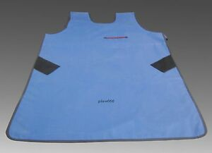 X ray Protection Protective Lead Vest Apron 0 35mmpb Blue Sanyi Type Wb
