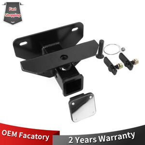 Class 3 Tow Trailer Hitch Receiver For 03 17 Dodge Ram 1500 2500 3500 With Cover