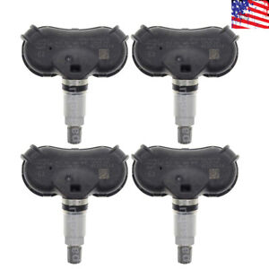 4pcs Tire Pressure Sensor 42753 Shj A820 M1 For Honda Odyssey Ridgeline Element
