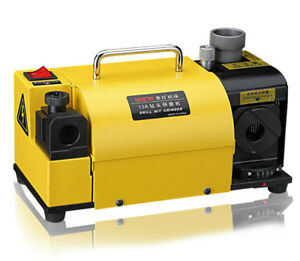 Mr 13a Drill Bit Sharpener Grinder 100 130 Angle Grinding Machine For 2 13mm New