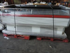 Meat Deli Refrigerated Case Horizontal hill Phoenix Self Contained