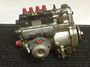 Ford 5500 6500 Tractor W 256 Engine Diesel Fuel Injection Pump new Cav Minimec
