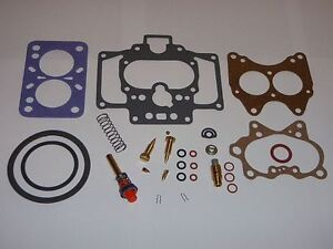 Carburetor Kit 1946 1949 Cadillac With Carter Wcd 2bbl New 46 47 48 49