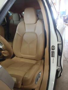 11 12 13 14 Porsche Cayenne Left Front Driver Seat Heated Memory Cooled Tan Mc