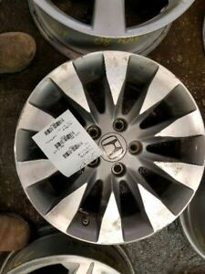 Wheel 16x6 1 2 Alloy 10 Spoke Alcoa Manufacturer Fits 09 11 Civic 303508