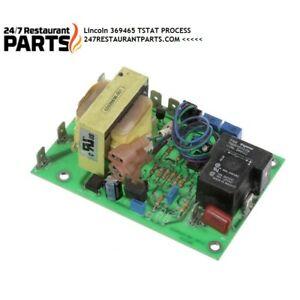 180 Day Warranty Lincoln 369465 Tstat Process Buy Oem For Safety