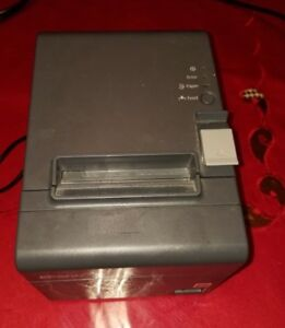 Epson Tm t20ii Point Of Sale Thermal Receipt Printer Model M267d