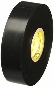 Scotch Super 33 Vinyl Electrical Tape 75 inch X 66 foot X 0 007 inch Pack Of