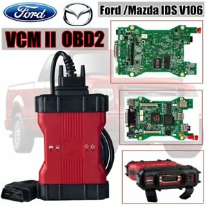 Vcm 2 2 In1 Diagnostic Tool For Ford Ids V106 Mazda Ids V106 Obd2 Scanner Qz