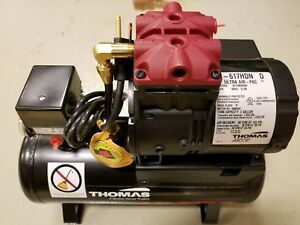Thomas Ultra T 617hdn 115 Vac Air Compressor new In Box On Sale