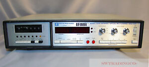Princeton Applied Research Irma 1204a Infrared Optical Multi Channel Analyzer
