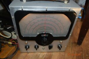 Vintage Eico 315 Signal Generator Powers Up Great Shape
