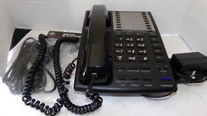 At t 2 9450c 4 line Business Office Phone With Power Supply Ships Free