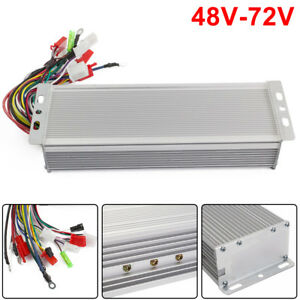wide Voltage Electric Bicycle E bike Scooter Brushless Dc Motor Controller 1500