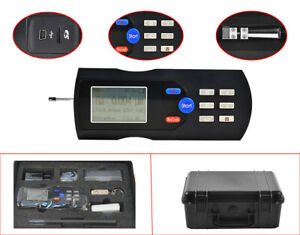 Tr 200 18 Parameter Digital Surface Profile Gauge Roughness Tester Usb Interface
