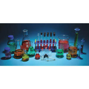 United General Lab Glassware Kit various Glskit3