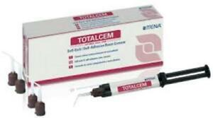 Total Cem 8gm Self Etch Adhesive Permanent Resin Cement Itena Dental Free Ship