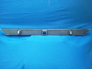 Jeep Wrangler Custom Rear Bumper For Cj Yj Tj
