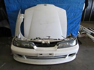 Jdm 94 01 Honda Acura Integra Type R Dc2 Db8 Front Nose Cut Conversion B18c