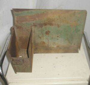 John Deere A Side Cover Battery Tray Tool Box