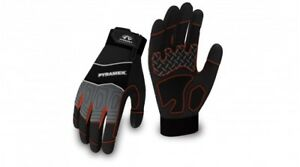 Pyramex Gl102 Synthetic Leather Work Gloves S 2xl Pick Size Quantity