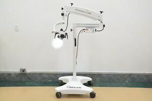 Seiler Evolution Xr6 Slim Led Medical Dental Surgical Microscope 15836