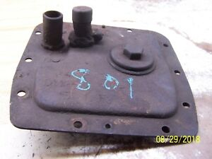 Ford 600 700 800 900 601 801 901 2000 4000 Tractor 5 Speed Trans Shift Plate