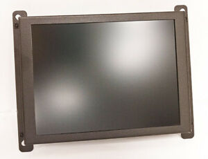 Lcd Monitor Upgrade For 9 inch Prototrak Mx2 Hitachi With Cable Kit
