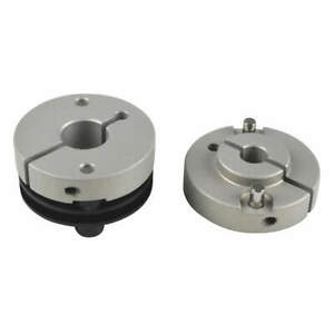 Ifm Die Cast Zinc Disc Coupling for Encoder 22 0mm L E60117