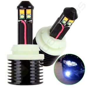 Cree 7443 White Amber Dual Canbus Switchback Luminous Led Turn Signal Light