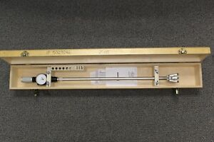 Standard Rinseable Dial Bore Gage 2 To 8 Used