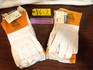 6 Pair Steiner Tig Welding Gloves 0224 m Medium Safety protection Free Shipping