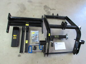 Meyer Snow Plow Ez Mount Clevis Carton Md2 Upgrade 16531 16532 Lift Frame 19365