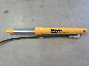 Genuine Meyer Snow Plow 1 5 X 10 Angle Cylinder W Hose 07620 07968 22461