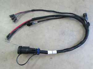 Genuine Meyer Snow Plow Plow Side 20 Pin Wiring Harness E58 h 22692