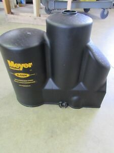 Genuine Meyer Snow Plow Plastic Cover For E58 H E58h Plow Pump 15630
