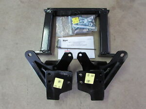 Meyer Snow Plow Md2 Ez Plus Mount Kit 17174 2011 2019 Chevy Gmc 2500 3500 4x4