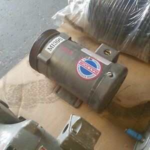 Baldor Cm3545 1hp 3 Phase Electric Motor