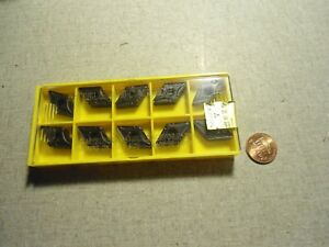 Mitsubishi Dnmg443ma U610 Carbide Inserts Dnmg150612ma Lot Of 10