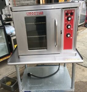 Blodgett Countertop Electric Convection Oven With Table 220 Single Phase
