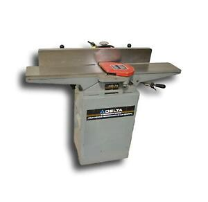 Delta 6 Inch Professional Jointer 37 196c