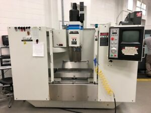 Used Fadal Vmc 2216 Cnc Vertical Machining Center Mill 88hs 10 000 Rpm 4th 1995