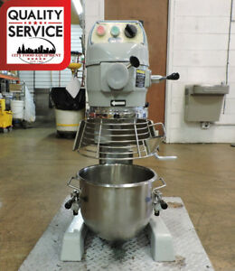 Globe Sp10 Commercial 10 Qt Planetary Bench Mixer