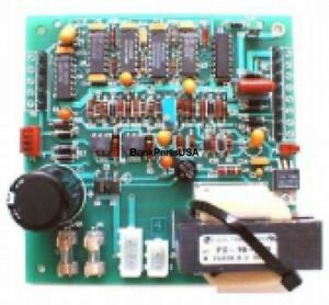 Mosler Autobanker Control Board 81485a