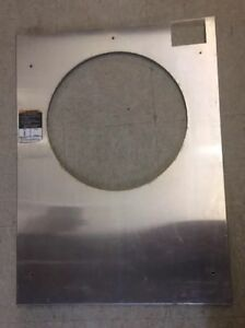 Front Panel Huebsch Speed Queen Hc 18 Or 20 Laundromat Coin Washer
