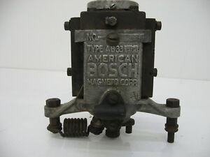 American Bosch Magneto ab33 ed 1 type hit Miss engine vintage fairbanks Morse