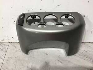 2002 2003 2004 Nissan Altima Heater Ac Control Faceplate Face 02 03 04 Manual