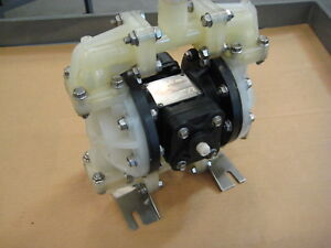 Sandpiper Air operated Double Diaphragm Pump 1 2 Inlet 15 Gpm