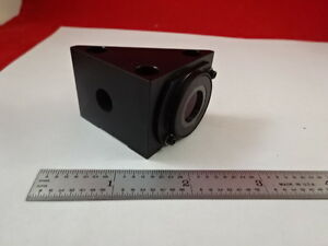Optical Zygo Mounted Filter Lens Optics As Is d3 a 19