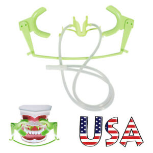 Us Dental Cheek Retractor Oral Dry Field Suction System Mouth Opener Orthodontic